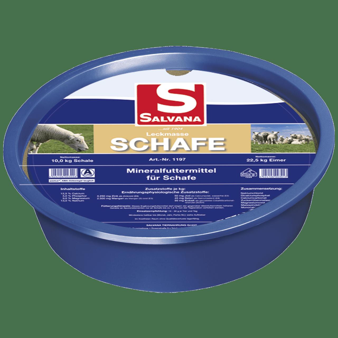 SALVANA Leckmasse Schafe