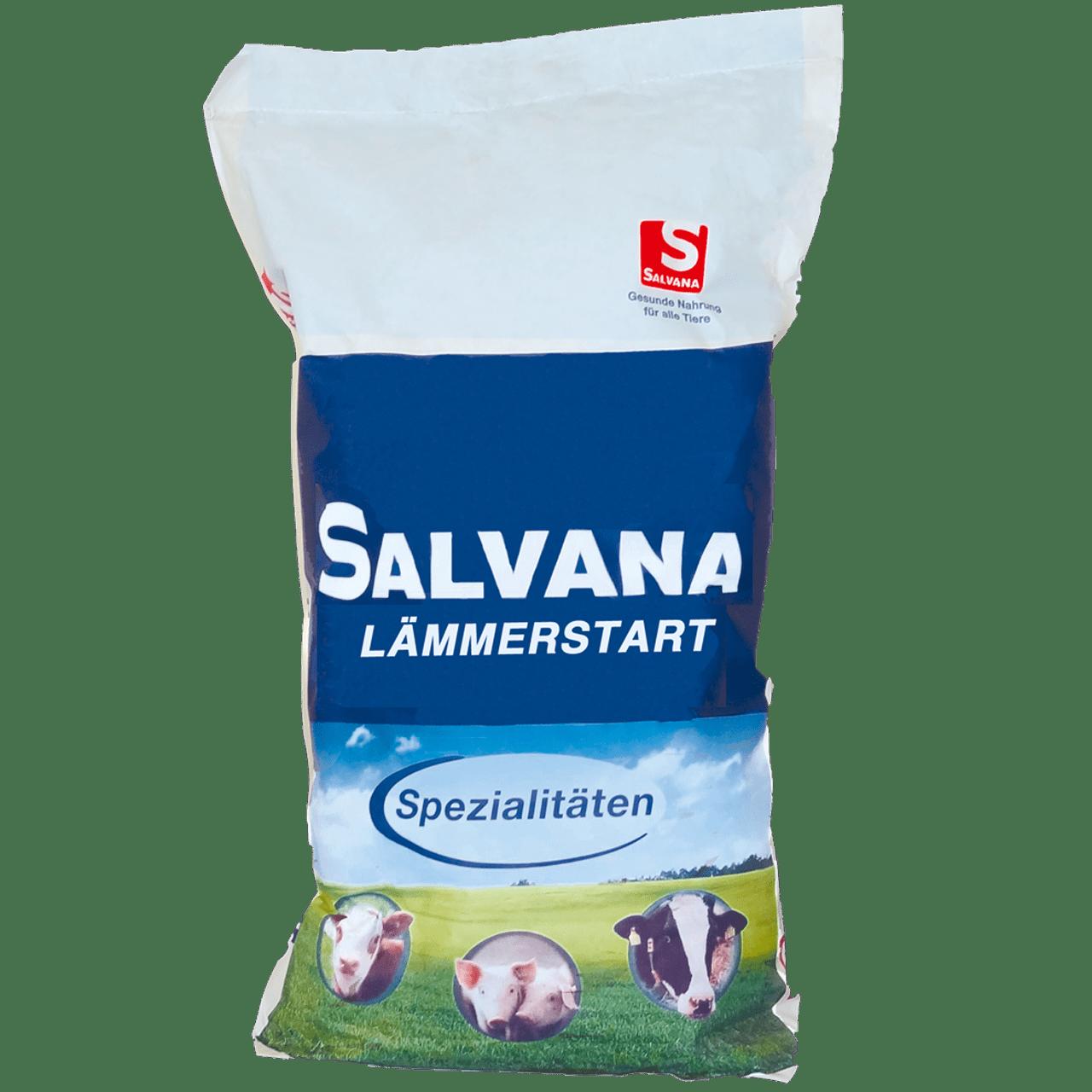 SALVANA LÄMMERSTART