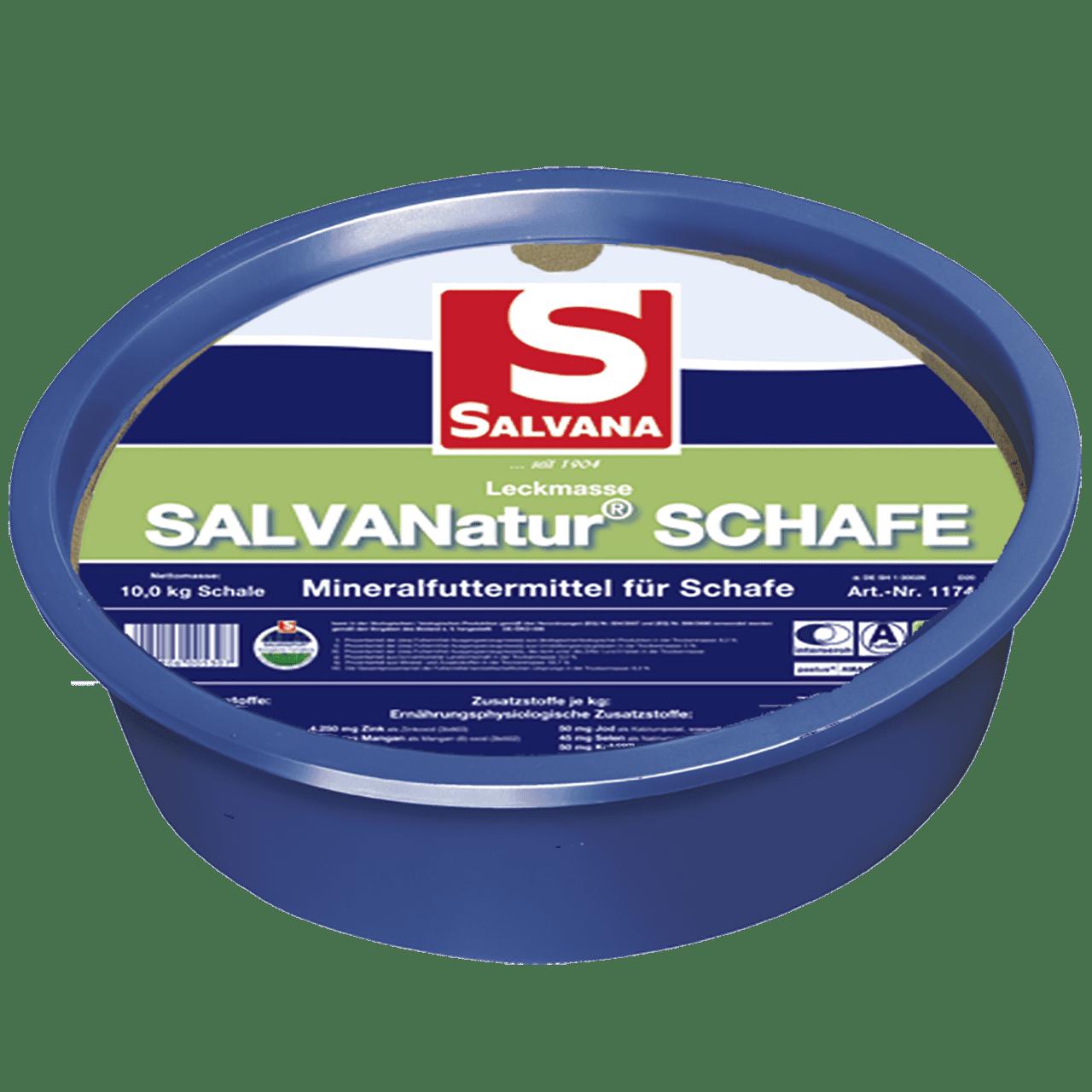 SALVANATUR Leckmasse Schafe