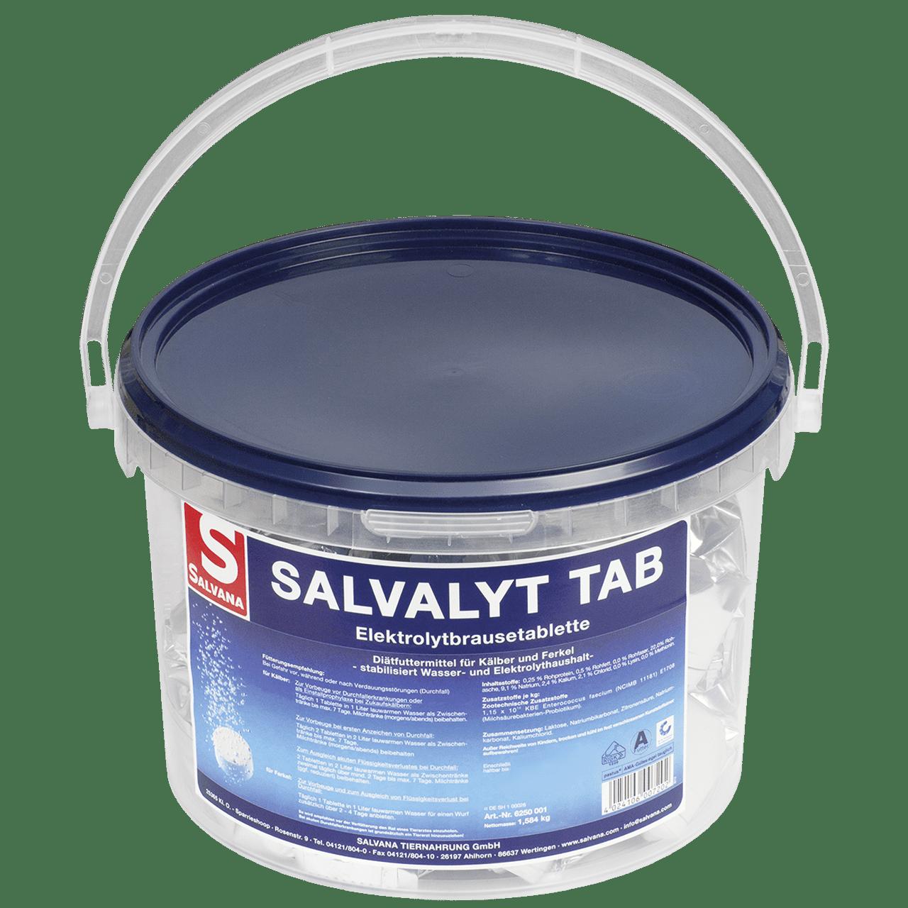 SALVALYT TAB
